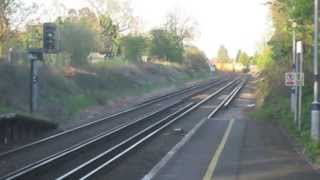 preview picture of video 'Class 66 at Falconwood'