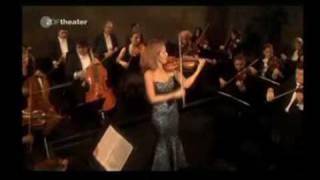 Anne-Sophie Mutter Mozart Violin Concerto no.1 III.Presto