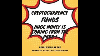 Cryptocurrency funds_Insto tidal wave of money to come