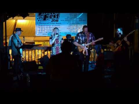 Tornado - Kathryn Caswell- Lead Vocals with Southern Roots Band- Tristen Fest 2013 LIVE performance