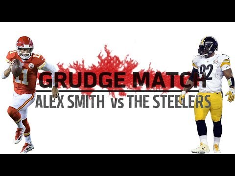 How the Steelers Lit a 🔥 Under Alex Smith | Steelers vs. Chiefs 2016 Playoffs: Grudge Match