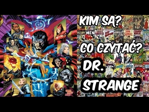 DR. STRANGE -