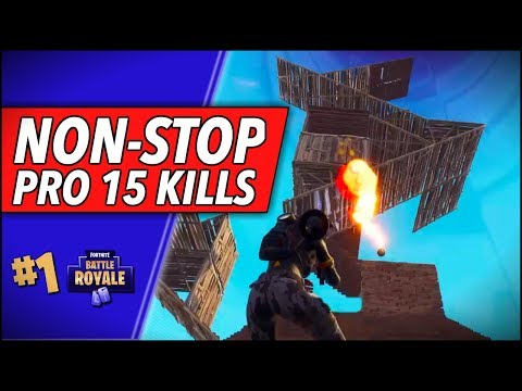 Click for Non-Stop 15 Kills + Late Game Pro Tips - Refund PS4 (Fortnite Battle Royale)
