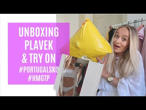 UNBOXING PLAVEK & TRY-ON | ZAFUL | #HMGTP