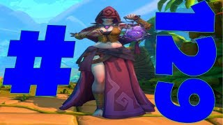 KaThyDieRain Plays - Paladins Beta Pc Training Siege Game Mode Online With A.I PART #129.