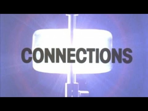 "James Burke Connections (1978), Ep. 1 ""The Trigger Effect"". A Cosmos-like journey through the history of science and invention. (49:21)"