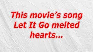This Movie's Song Let It Go Melted Hearts (CodyCross Crossword Answer)