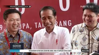Dilaporkan Terus, Jokowi Pilih Mending Gak Usah Ada Debat