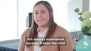 How does sensory play help my child's development?