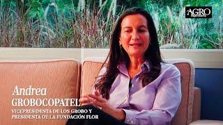 Andrea Grobocopatel - Vicepresidenta de Los Grobo