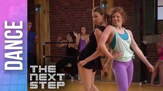 "Giselle & Amanda ""Hurricane"" Duet   The Next Step Extended Dances"