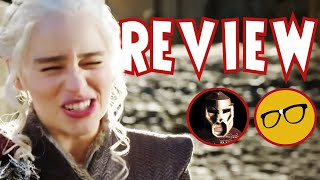 "Game of Thrones Season 8 Episode 6 Review ""The Iron Throne"""