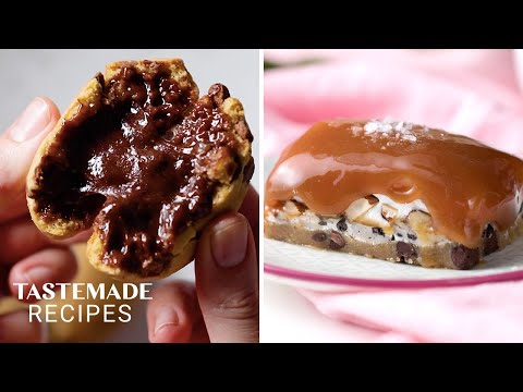 10+ Irresistible & Easy Cookie Recipes That Will Change Your Life | Tastemade Sweeten