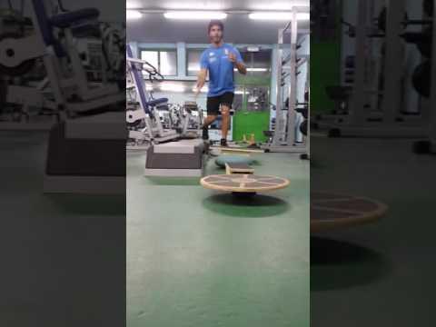 Riabilitazione del gap del legamento crociato del ginocchio
