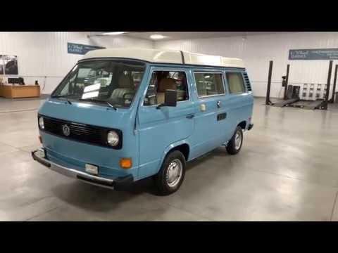 Video of '80 Vanagon - PW38