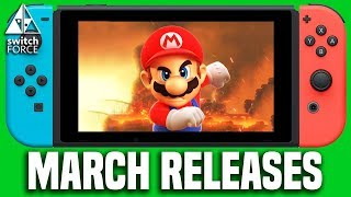 All Nintendo Switch Games March 2018 - Release Dates + What To Buy