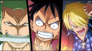 One Piece [AMV] - Strong World - Untraveled Road