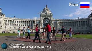 [VIDEO] International flashmob wcs 2017 - compil officielle
