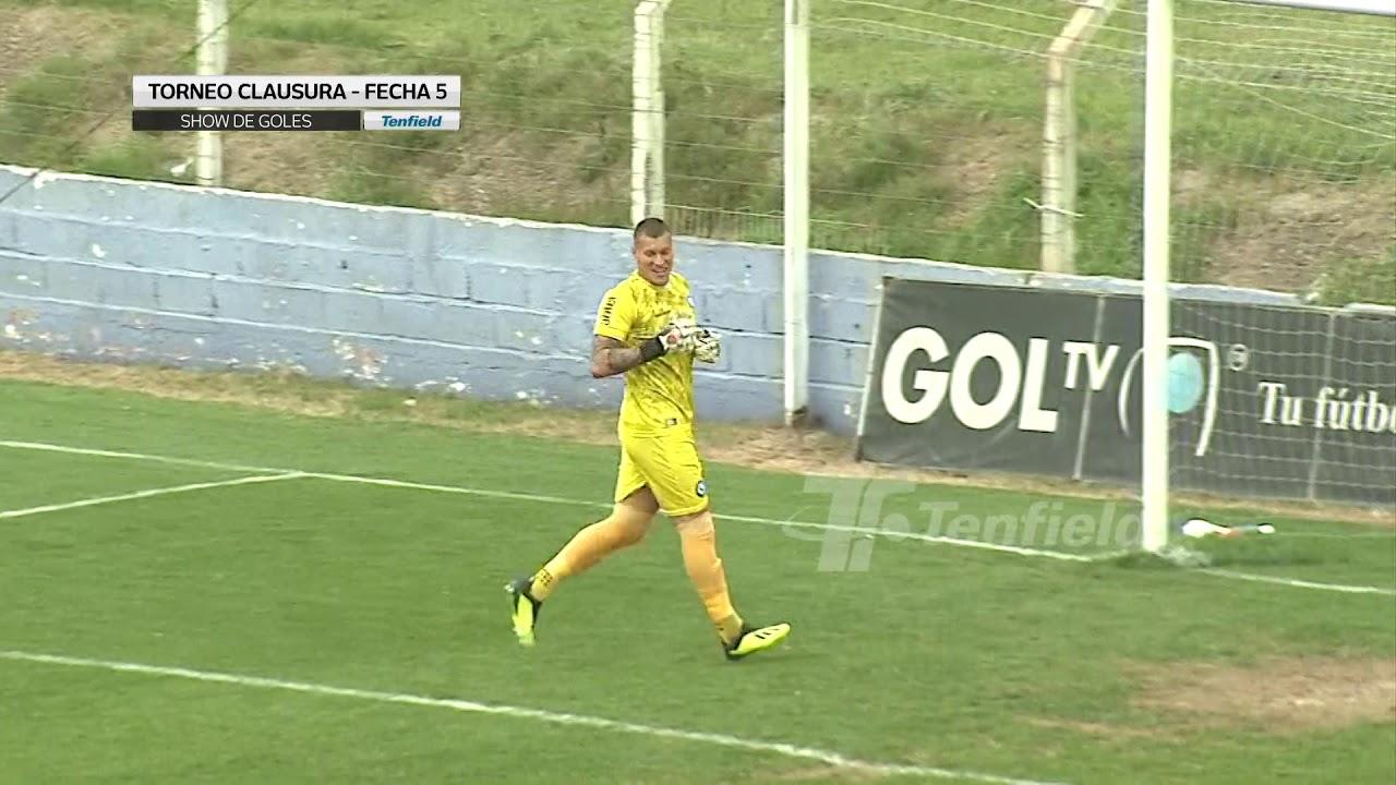 Show de goles de la fecha 5 del Clausura 2019