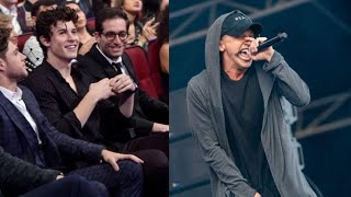 Famous People ReactNotice NF (Logic, Shawn Mendes, G Eazy And More)