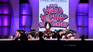 Duchesses @ HHI 2015 Finals Performance