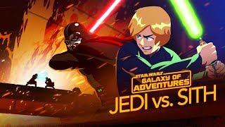 Episode 1.34 Jedi contre Sith, la saga Skywalker (VO)