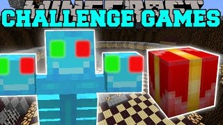 Minecraft: XMAS WITHER CHALLENGE GAMES - Lucky Block Mod - Modded Mini-Game