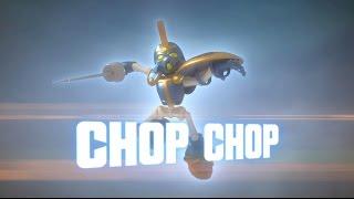 Skylanders History Chop Chop