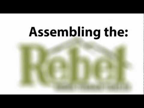 Assembling the ABI Rebel Trailer