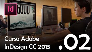 Curso de Indesign CC 2015 - Aula 02 Baixar o Adobe Indesign CC 2015