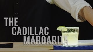 How to Make The Cadillac Margarita - Best Drink Recipes