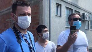 """Građani Novog Pazara: """"100 ljudi umrlo u poslednjih sedam dana"""""""