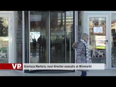 Gianluca Martora, noul director executiv al Winmarkt