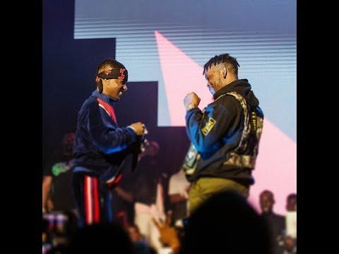 OLIC 5: Wizkid steals the show at Olamide's concert, Timaya, Phyno, Praiz, Lilkesh performs