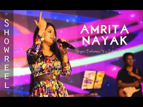 Amrita Nayak - Official Showreel 2019 - Playback Singer/Performer/Youtuber