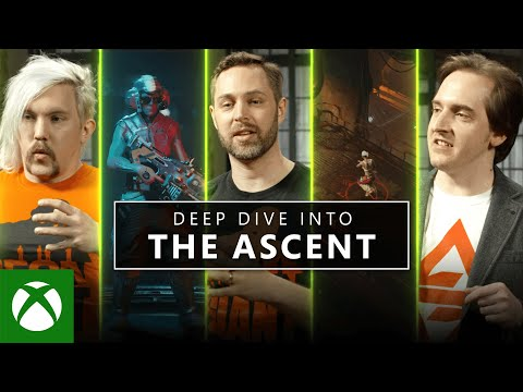 The Ascent Gameplay Deep Dive on Xbox Series X de The Ascent