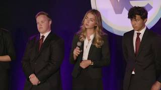 2018 National Business Plan Competition - SoleMates - 2nd Place