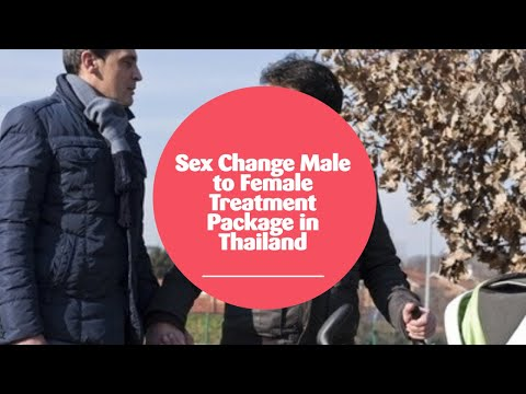 The Best Sex Change Male to Female Treatment Package in Thailand