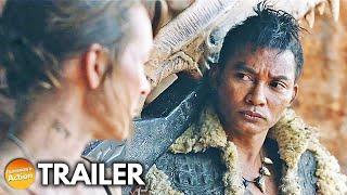 MONSTER HUNTER (2021) Trailer NEW FOOTAGE | Tony Jaa  Action Fantasy Movie