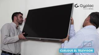 ¿Cómo colgar un televisor en una pared de Drywall?