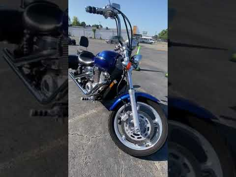 2004 Honda VT1100 SHADOW SPIRIT in Greenbrier, Arkansas - Video 1