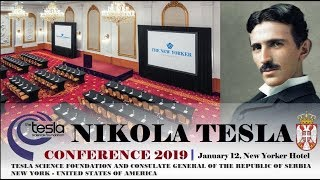 Nikola Tesla Conference New York City 2019