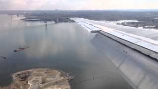 Delta 2048 landing in New York