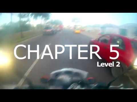 CHANGE TO PLAN - Chapter 5 Travel in motorcycle YAMAHA XTZ 125
