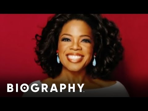 Oprah Winfrey - Media Giant & Philanthropist | Mini Bio | BIO