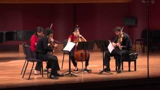 Bartók: String Quartet No. 4, Movement V, Allegro molto