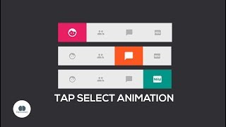 Create Colorful Tab Bar With Animation Android Tutorials