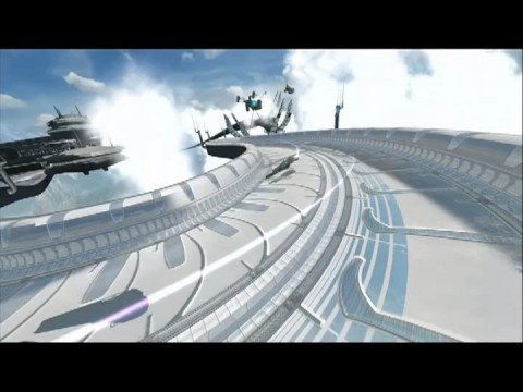 wipEout HD trailer