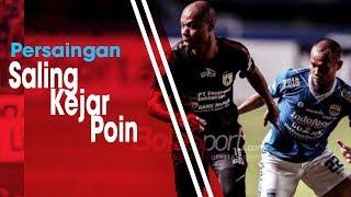 Klasemen Sementara Liga 1 setelah Hasil Imbang Persib Bandung Lawan Persipura