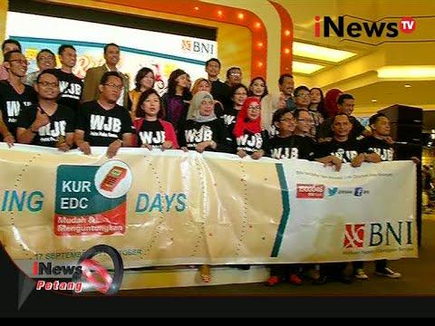 """Bank BNI Gelar Program Berhadiah """"Rejeki Taplus BNI"""" - iNews Petang 14/10"""